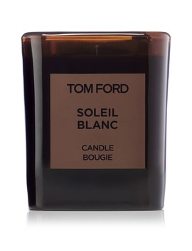 Private Blend Soleil Blanc Candle by Tom Ford