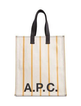 Cabas Canvas Tote by A.P.C.