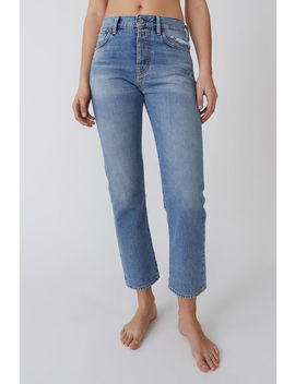 Straight Fit Jeans Light Blue by Acne Studios