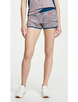 X Missoni Marathon Shorts by Adidas