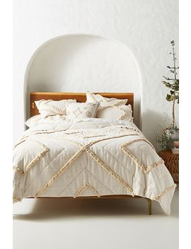 Textured Corell Quilt by Anthropologie