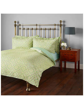 Liberty Fabrics & John Lewis Lodden Flower Print Cotton Bedding by Liberty Fabrics &Amp; John Lewis