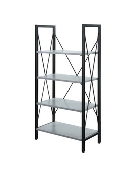 """Designs2 Go Carly Bookcase 49.75""""   Convenience Concepts® by Convenience Concepts®"""
