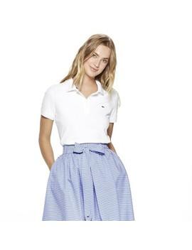 Women's Short Sleeve Polo Shirt   White   Vineyard Vines® For Target by White
