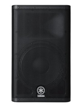 Yamaha Dxr12 1100 Watt 1x12 Inch 2 Way Powered Loudspeaker by Yamaha