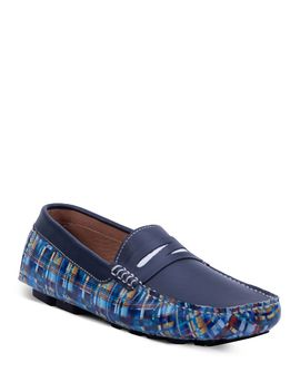 Men's Haggard Penny Loafers by Robert Graham