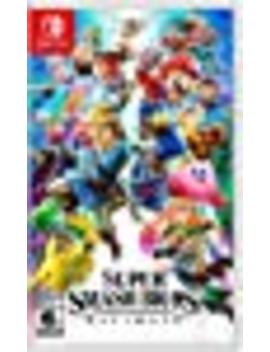 Super Smash Bros. Ultimate by By    Nintendo