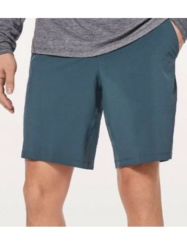 "New Lululemon Pace Breaker Short 9""   Mach Blue   Men's Large Nwt by Lululemon"