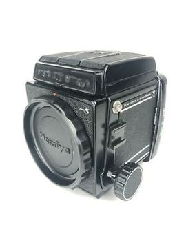 Shoptagr | Mamiya Rb67 Pro S 6x7 Medium Format Film Camera Body Made