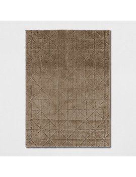 Woven Diamond Area Rug   Project 62 by Project 62