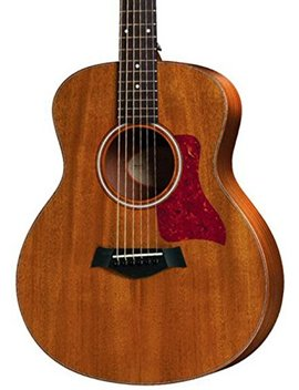 Taylor Gs Mini Mahogany Gs Mini Acoustic Guitar , Sapele, Mahogany Top by Taylor Guitars