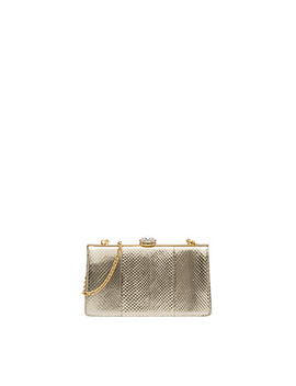 Ayers Leather Bag by Miu Miu