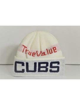 Vintage Chicago Cubs True Value Hardware Beanie Hat From 1989 Cubs Game Unused by Ebay Seller