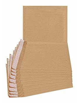 Abc 25 Pack Natural Kraft Padded Envelopes 7.25 X 7 Bubble Mailers 7 1/4 X 7 Cd Size Mailers. Peel And Seal. Brown Padded Shipping Envelopes For Mailing,Packing. Square Packaging. Bulk, Wholesale. by Abc Pack & Supply