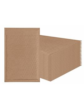 Natural Kraft Bubble Mailers 6x9 Brown Padded Envelopes 6 X 9 By Amiff. Pack Of 20 Kraft Paper Cushion Envelopes. Exterior Size 6x10 (6 X 10). Peel And Seal. Mailing, Shipping, Packing, Packaging. by Amiff