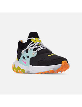 Girls' Big Kids' Nike React Presto Running Shoes by Nike