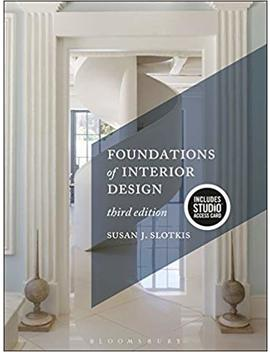Foundations Of Interior Design: Bundle Book + Studio Access Card by Susan J. Slotkis