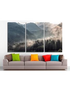 Landscape Canvas Art Landscape Photo Mountains Large Canvas Wall Art Print Landscape Wall Art Landscape Canvas Art Nature Multi Panel Set