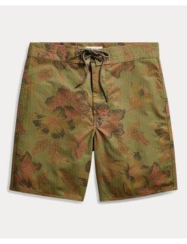 Floral Cotton Blend Short by Ralph Lauren