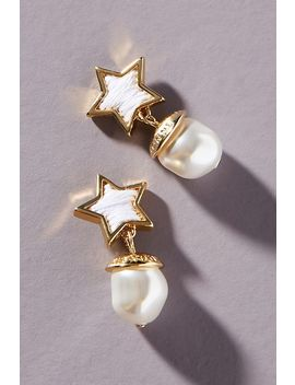 Mignonne Gavigan Star Drop Earrings by Mignonne Gavigan