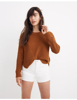 Parkhouse Pullover Sweater by Madewell