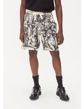Durer Etching Short by Jw Anderson