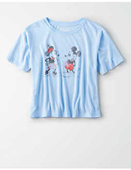 Ae Mickey Mouse Graphic T Shirt by American Eagle Outfitters