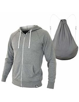 Quikflip Hero Hoodie (Convertible Full Zip Hoodie Backpack) by Quikflip