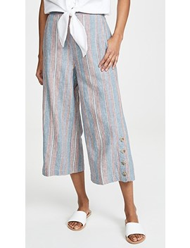Side Button Huston Pants by Madewell