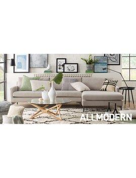 Super Shoptagr Adrienne Sleeper Sofa By Allmodern Squirreltailoven Fun Painted Chair Ideas Images Squirreltailovenorg