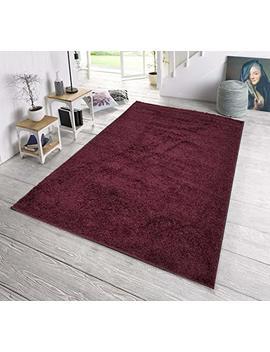 Sava Home 1063 Franbuaz Solid Franbuaz Shag Area Rug (5' X 7') Contemporary Livingroom And Bedroom Soft Shaggy Solid Color Area Rug by Sava Home