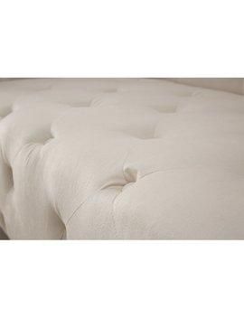 Ossett Tufted Elegant Upholstered Chesterfield Sofa by Generic