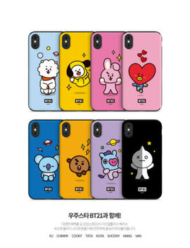 Bt21 Guardup Plus Iconic Series Type Select Official Md Bts Phone Case Cover by Ebay Seller