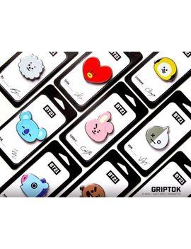 Official Bts Bt21 Smart Grip Tok Character Goods Bangtanboys by Ebay Seller