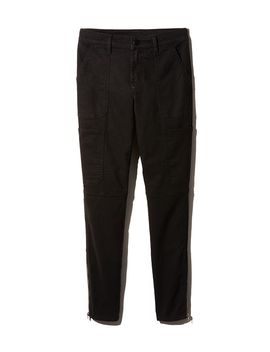 Skinny Utility Pants In Black   100 Percents Exclusive by J Brand