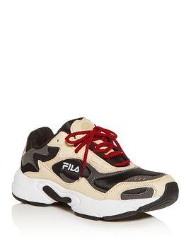 Women's Luminance Low Top Sneakers by Fila