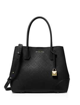 Mercer Gallery Leather Tote by Michael Michael Kors