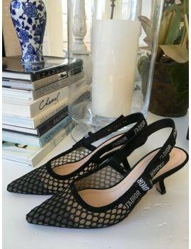 Christian Dior J'adior Kitten Heels by Dior