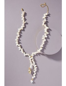 Amber Sceats Tully Pearl Necklace by Amber Sceats