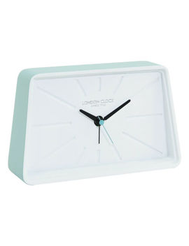 New London Clock Company Finn Silent Alarm Clock By Ps Home And Living by Ps Home And Living