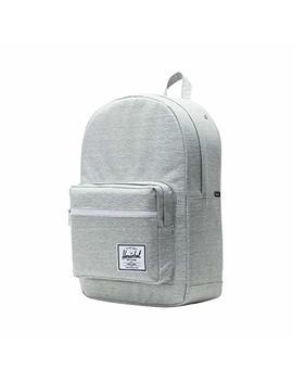 Herschel Pop Quiz Backpack, Light Grey Crosshatch, One Size by Herschel