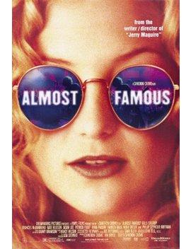 Almost Famous Poster Movie 11x17 Patrick Fugit Philip Seymour Hoffman Frances Mc Dormand Jason Lee by Pop Culture Graphics