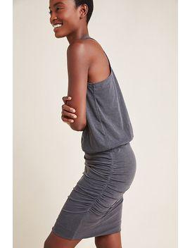 Sundry Ruched Sleeveless Dress by Sundry