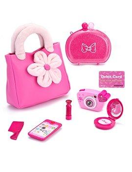 Joyin Pretend Princess Purse Set My First Purse Toy For Little Girls by Joyin