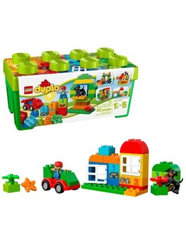 Lego® Duplo® My First All In One Box Of Fun 10572 by In