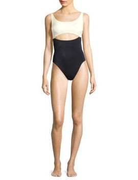 Natasha One Piece Swimsuit by Solid And Striped