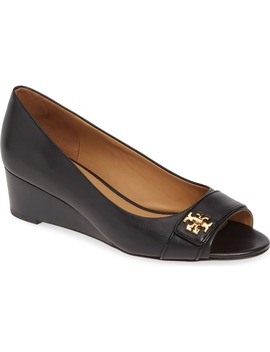 Kira Open Toe Wedge by Tory Burch