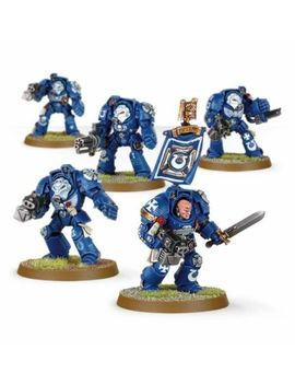 Space Marines   Terminator Squad   Free Shipping by Warhammer