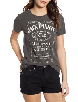 Jack Daniels Graphic Tee by Lucky Brand