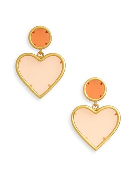 Sweetheart Statement Earrings by Madewell